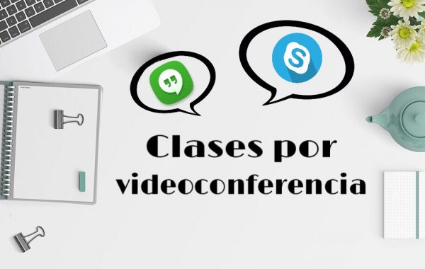 INGLÉS – CLASES POR VIDEOCONFERENCIA