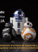Taller de robótica en familia – Star Wars