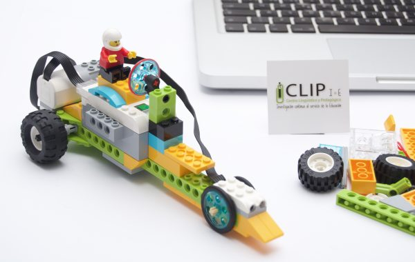 Curso de capacitación – Robótica educativa para Primaria con LEGO WeDo 2.0