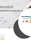 matematicasonline.es: una página imprescindible para repasar matemáticas.